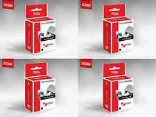 4 X Alto Pac Cartucce di inchiostro per HP 27XL 27 Deskjet 3420 3420v 3425 3450 3520
