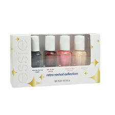 Essie Nail Polish Lacquers Retro Revival Collection Mini kit - 4x 0.16oz