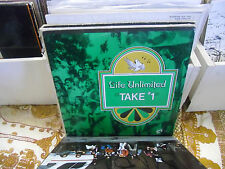 Life Unlimited Take 1 vinyl LP Sun King Records EX xian