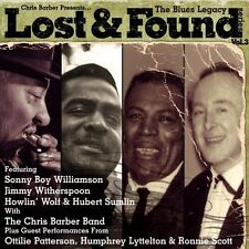 Various-Blues Legacy - Lost & Found Series Volume 3  (US IMPORT)  CD NEW