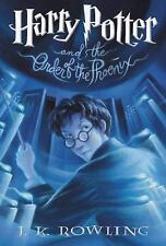HARRY POTTER AND THE ORDER OF THE PHOENIX - 1ST AMERICAN EDITION, 3RD PRINTING