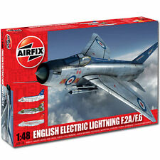 AIRFIX A09178 English Electric Lightning F2A/6 1:48 Aircraft Model Kit