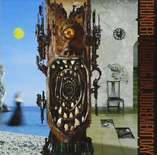 CD Album Thunder Laughing On Judgement Day (Empty City, Fire To Ice) 90`s EMI
