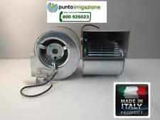 Ventilatore Centrifugo 150 W aspirazione doppia motore elettrico 230V Monofase