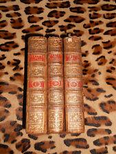 ORAISONS CHOISIES DE M. T. Cicéron - Tournachon-Molin, 1806- 3 tomes