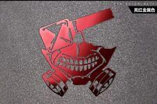 Tokyo Ghoul Kaneki Ken Kirishima Uta Cosplay Red Car Decal Sticker 4 PCS/SET