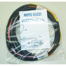 ELECTRIC SYSTEM ELECTRICAL WIRING MOTO GUZZI GUZZINO 65 + PLAN ELECTRIC