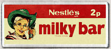 MILKY BAR  large fridge magnet - CLASSIC 70's COOL