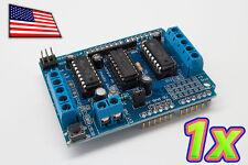 L293D Motor Drive Shield Expansion Board for Arduino - 4 Motors Full H-Bridge