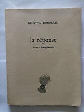 LA REPONSE 1982 HEATHER DOHOLLAU ILLUSTRE TANGUY DOHAULLO EO
