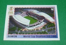 N°13 SUWON STADE WORLD CUP PANINI FOOTBALL JAPAN KOREA 2002 COUPE MONDE FIFA