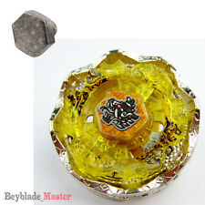 Beyblade Fusion Masters BB119 Death Quetzalcoatl+Heavy weighs METAL Face BOLT