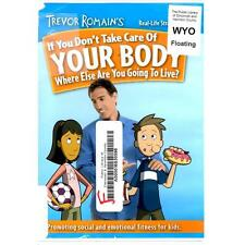 DVD VIDEO Gr 2-8 IF YOU DON'T CARE OF YOUR BODY WHERE ELSE ARE YOU GOING TO LIVE