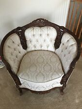 Kimball Set Loveseat And Chair Furniture Manufactured In 1988