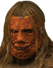 Asylum Escape Adult Mens Scary Pumpkin Rob Zombie Monster Halloween Mask