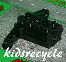 Lego DUPLO Toolo ACTION WHEELER Part 31382 ENGINE BLOCK Black (Pick-up Welcome)