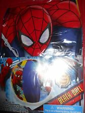 """THE ULTIMATE SPIDER-MAN 13.5 """"  BEACH BALL BRAND NEW"""