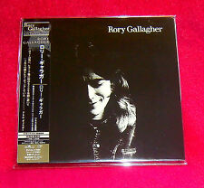 Rory Gallagher Rory Gallagher JAPAN MINI LP CD BVCM-37880