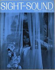 SS67-37-1 SIGHT AND SOUND 1967 Marco Bellocchio BILLY WILDER UK MAGAZINE