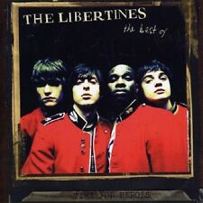 THE LIBERTINES - TIME FOR HEROES/BEST OF  CD NEU