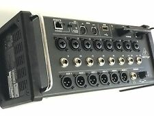 Behringer XR16 - 16input Digital Mixer With USB Recording. Powered By Midas