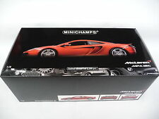 Minichamps 1:18 McLaren MP4-12C 2011 Orange 133020