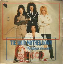 QUEEN-TIE YOUR MOTHER DOWN (NO OBLIGUES A TU MADRE) + YOU AND I (TU Y YO) SINGLE