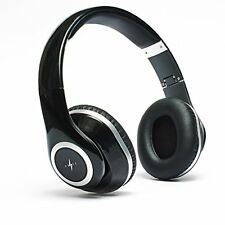 VOLTZ Bluetooth Wireless Headphones. Over Ear for Stereo Beats. Best for TV, and