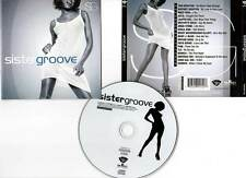 SISTER GROOVE (CD) Braxton,Houston,Gray,Hill,Blige,Pink,Shanice... 2000