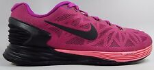 Nike Lunarglide 6 Women's Running Shoes Sz US 8.5 M (B) EU 40 Purple 536943-004