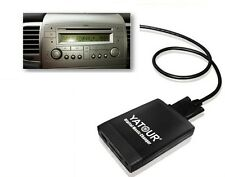 USB SDHC AUX-In MP3 Adaptateur Chargeur de CD Pour LANCIA Radio 843 CD,848 MP3
