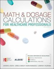 Math & Dosage Calculations for Healthcare Professionals 4th Edition 2011 WStuden