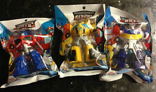 SDCC 2014 SET OF 3 HASBRO PROMOTIONAL TOYS TRANSFORMERS OPTIMUS PRIME BUMBLE BEE