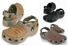 MENS CROC YUKON  CASUAL SANDALS SIZE: 7 8 9 10 11
