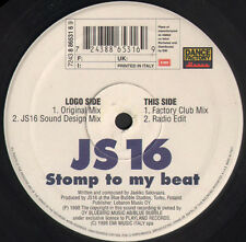 JS16  - Stomp To My Beat - Dance Factory