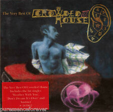 CROWDED HOUSE - Recurring Dream: The Very Best Of... (UK 19 Tk CD Album)
