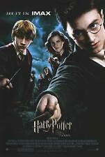Harry Potter Order of the Phoenix - original DS movie poster - FINAL D/S  27x40