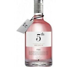 GIN 5TH FIRE RED FRUITS 42% VOL.  70 CL  SPAGNA