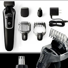 Philips Norelco Multigroom Grooming Beard Shave Ear Trimmer Kit Rechargeable