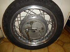 Laverda 750SF Rear wheel BORRANI-WM-3/2,15-18/36 RECORD RM-01-4613