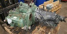 Detroit 3-53 horizontal diesel engine with allison automatic Perfect for COE rod