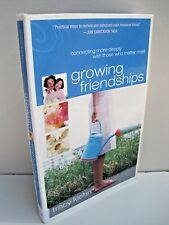Growing Friendships by Tracy Klehn