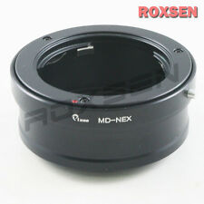 Minolta MD MC SR lens to Sony E mount adapter NEX-5 3 7 6 5R F3 A7 A7R as Kipon