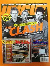 rivista UNCUT 69/2003 + CD Robert Wyatt Clash Eminem David Cronenberg Husker Du
