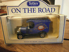 Lledo Days Gone 1926 Bull Nose Morris Van with Tetleys Tea decals