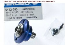 HIROBO 0412-290 SD-G High Torque Clutch Assembly HELICOPTER PARTS Nitro Rc