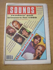 SOUNDS 1990 JANUARY 13 BELOVED STONE ROSES AEROSMITH REM JESUS JONES CHRISTIANS