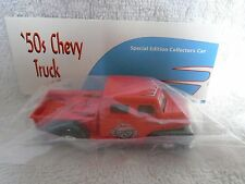 Hot Wheels 2009 Reston 9th Nationals 1950s 50s Chevy Truck Red RARE #1