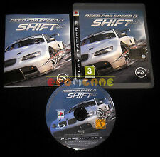 NEED FOR SPEED SHIFT Ps3 Versione Ufficiale Italiana 1ª Edizione ••••• COMPLETO