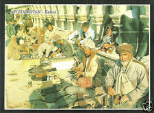 Kabul Shoemakers Market Shoe Afghanistan